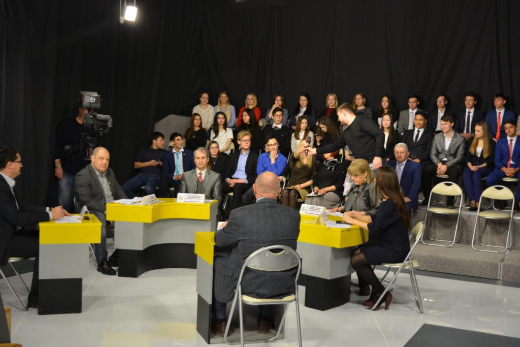 Четвертое заседание Каспийского экспертного клуба в Астрахани