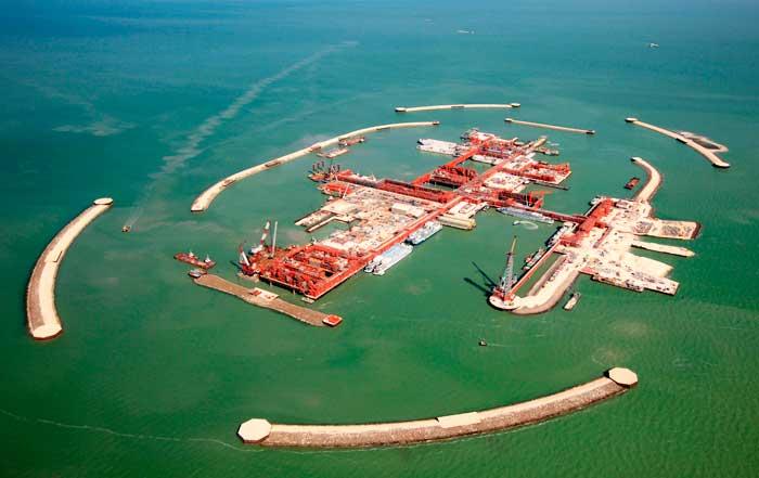 Казахстан планирует нарастить добычу нефти на Каспии