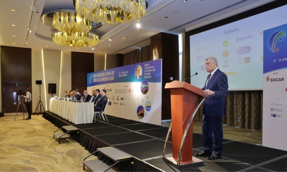 Министр энергетики Азербайджана Натиг Алиев о ситуации в регионе