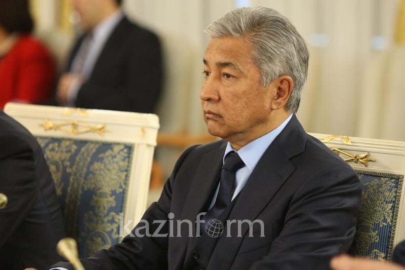 Посол Республики Казахстан в РФ Имангали Тасмагамбетов принял участие в форуме «Каспийский диалог»