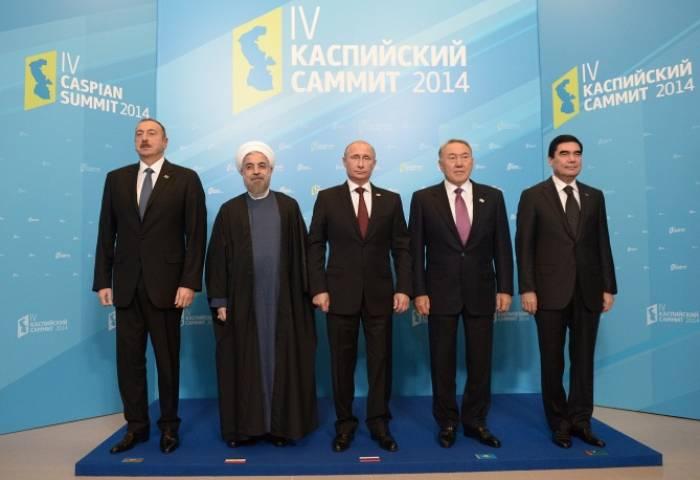 Представители стран Каспия обсуждают торгово-экономическое сотрудничество