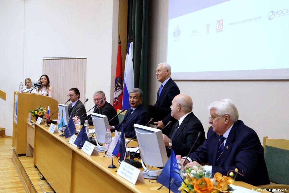 Участники «Каспийского диалога, 2017» о проблемах Каспийского региона