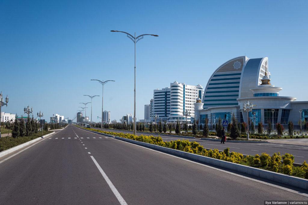 Отдельные итоги конференции по транспорту и логистике в Туркменистане