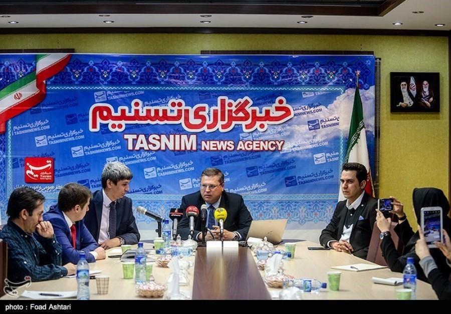 В Иране представлен проект Третьего каспийского медиа-форума