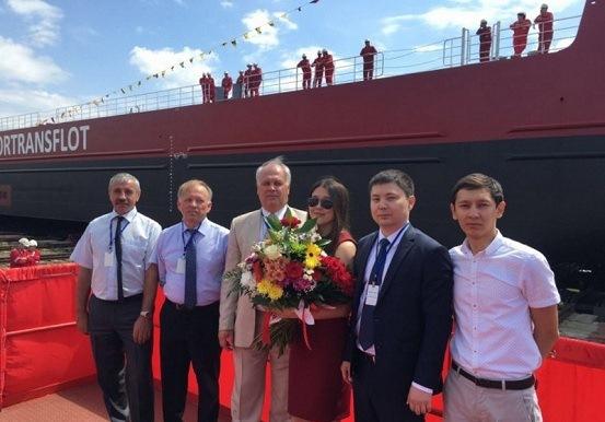 Казахстан обновляет флотилию грузовых судов на Каспии