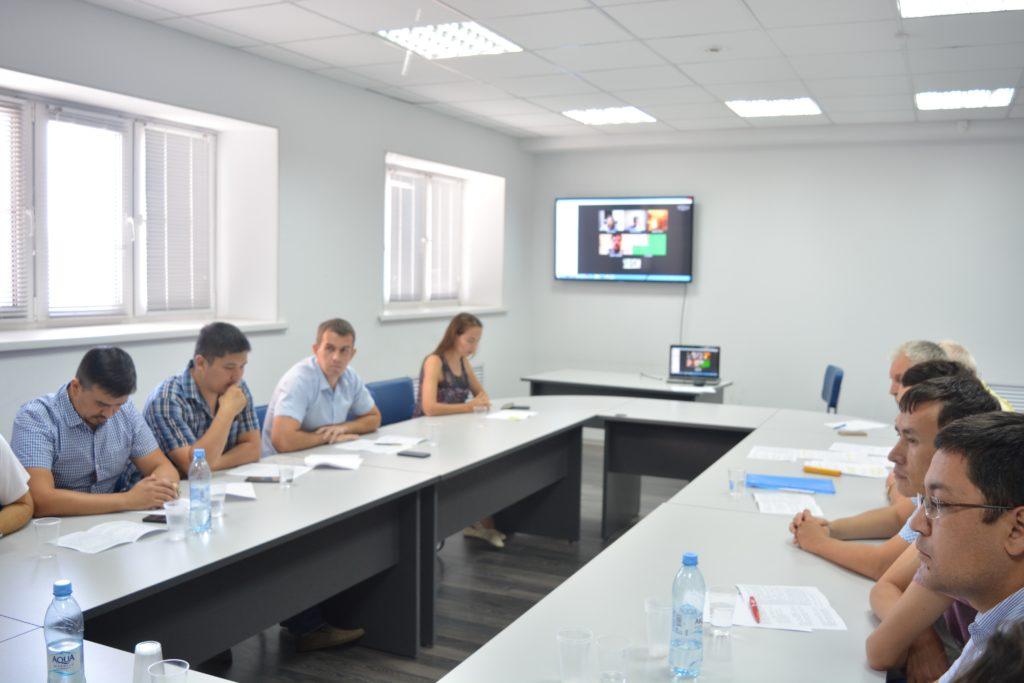 Каспийский экспертный клуб: Каспийский регион в фокусе внимания внерегиональных держав
