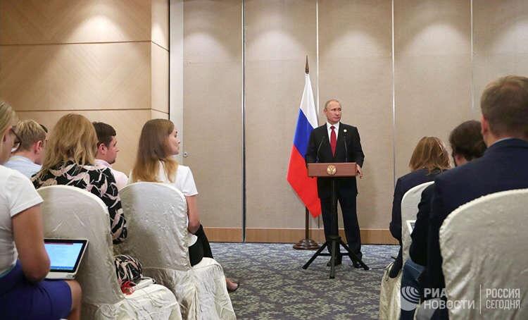 Первые партии контейнеров по МТК «Север-Юг» успешно доставлены в пункты назначения — Владимир Путин