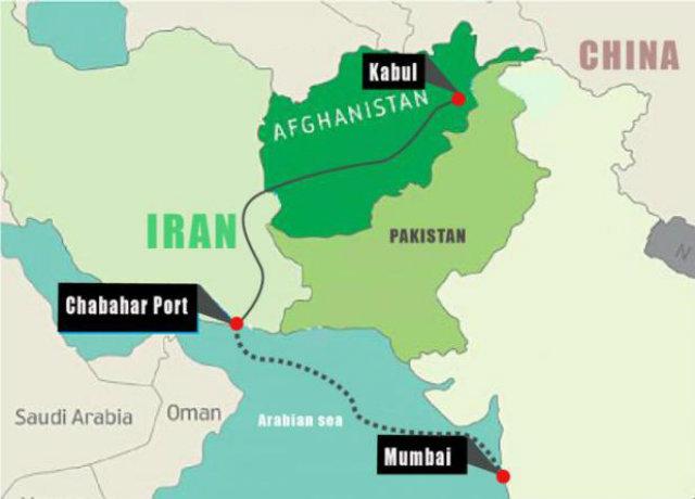 Иран и Индия отрабатывают вопросы логистики в регионе