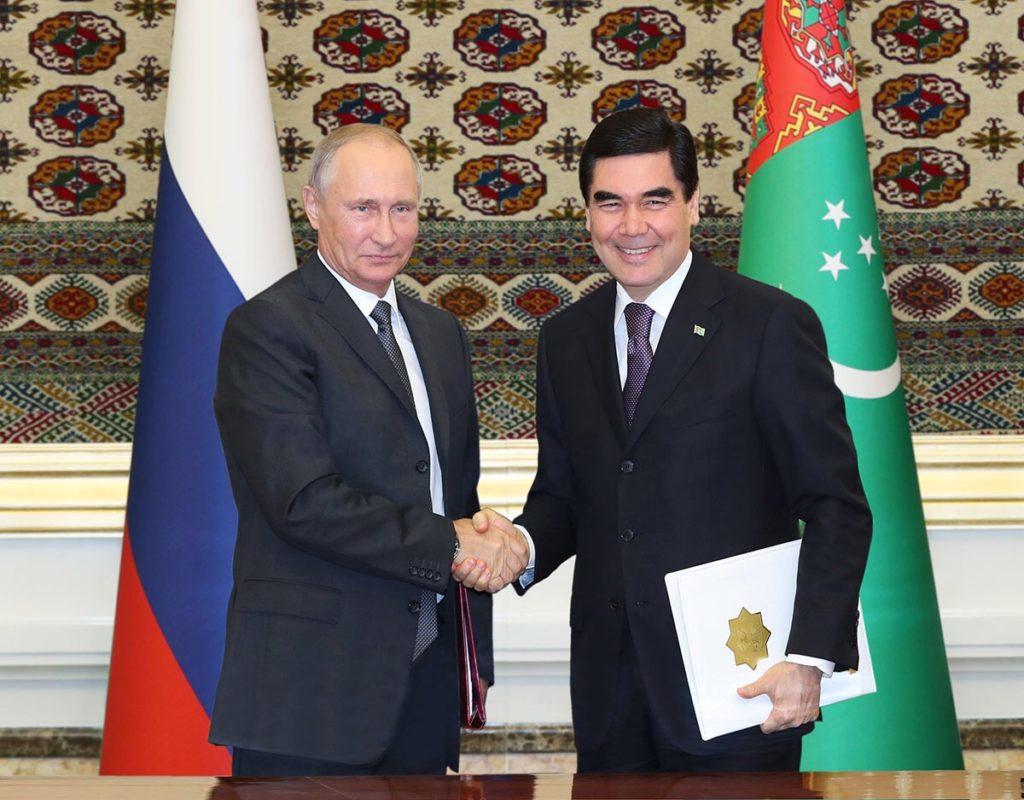 Подведены официальные итоги визита Президента России в Ашхабад
