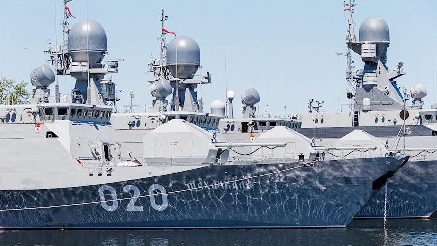 Прикаспийские страны намерены усиливать свои военные позиции в регионе