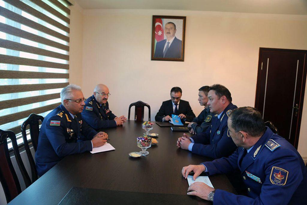 Азербайджанский аналитик Рауф Раджабов о военном сотрудничестве прикаспийских стран