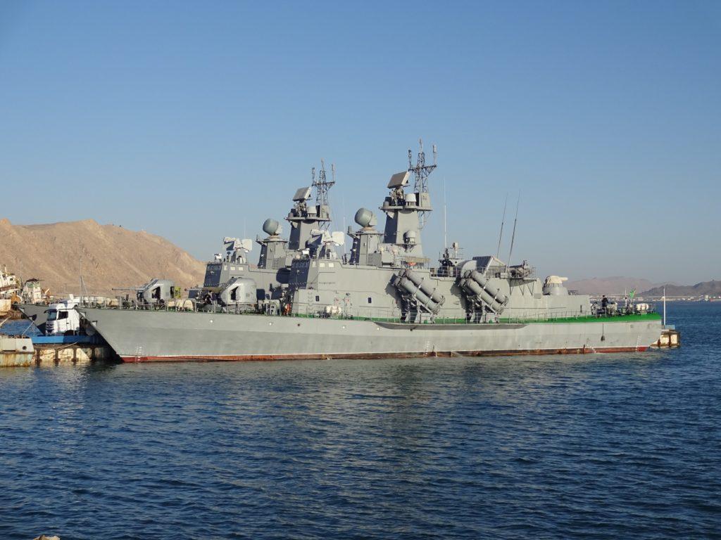 ВМС Туркменистана отметили очередную годовщину своего создания