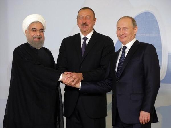 Эксперты: формат Россия-Азербайджан-Иран будет только набирать обороты