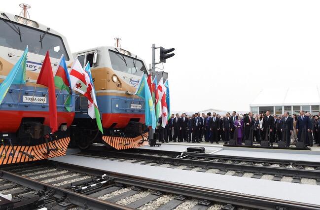 Состоялось собрание ассоциации Транскаспийского транспортного маршрута