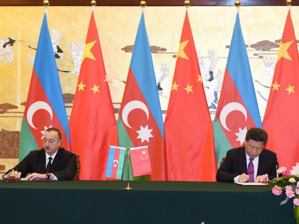 Как Китай укрепляет свои позиции на Каспии