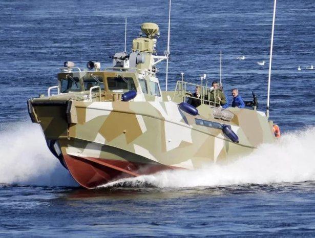 На Каспии создаются подразделения спецназначения для борьбы с новыми угрозами безопасности