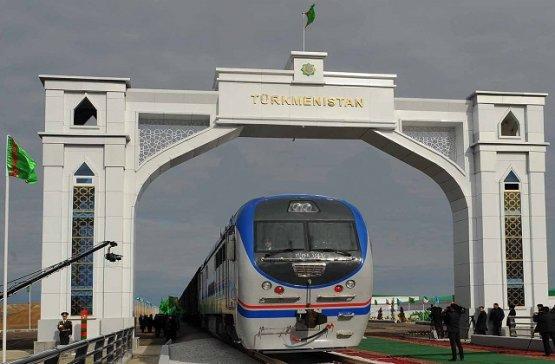 Туркменистан увеличил объёмы экспортных перевозок железнодорожным транспортом