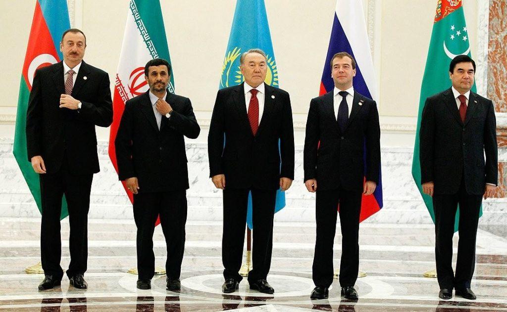 Соглашение о сотрудничестве в сфере безопасности на Каспийском море