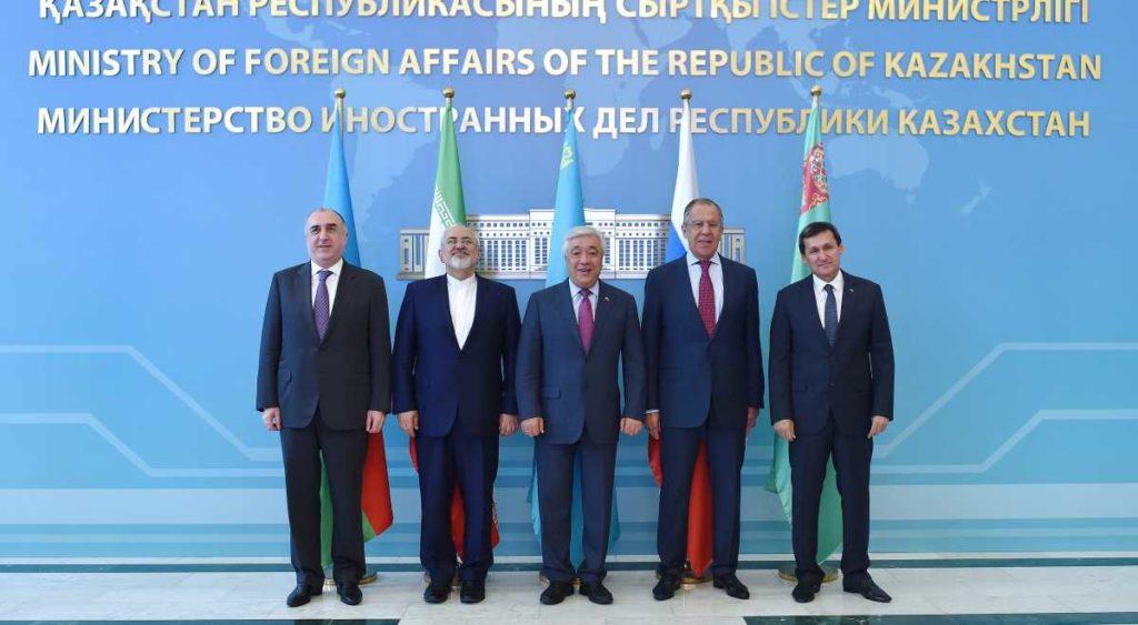 Продолжается подготовка к Совещанию министров иностранных дел прикаспийских государств
