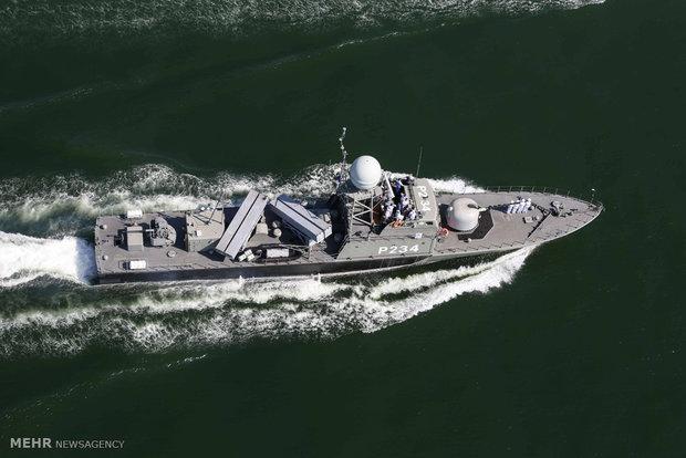 Пополнился состав Военно-морских сил Ирана на Каспии