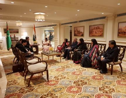 Туркменистан приглашен на Международный Энергетический Форум в Нью-Дели