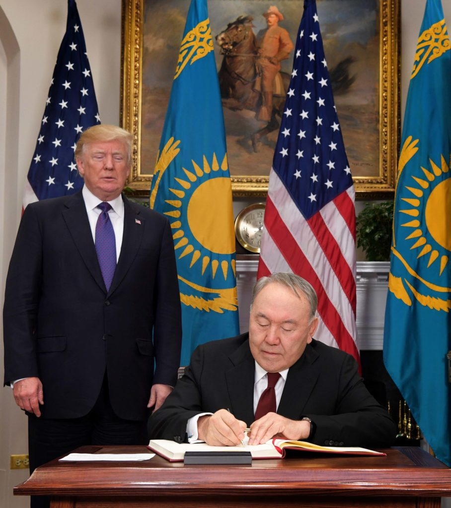 Подводим итоги визита Нурсултана Назарбаева в США