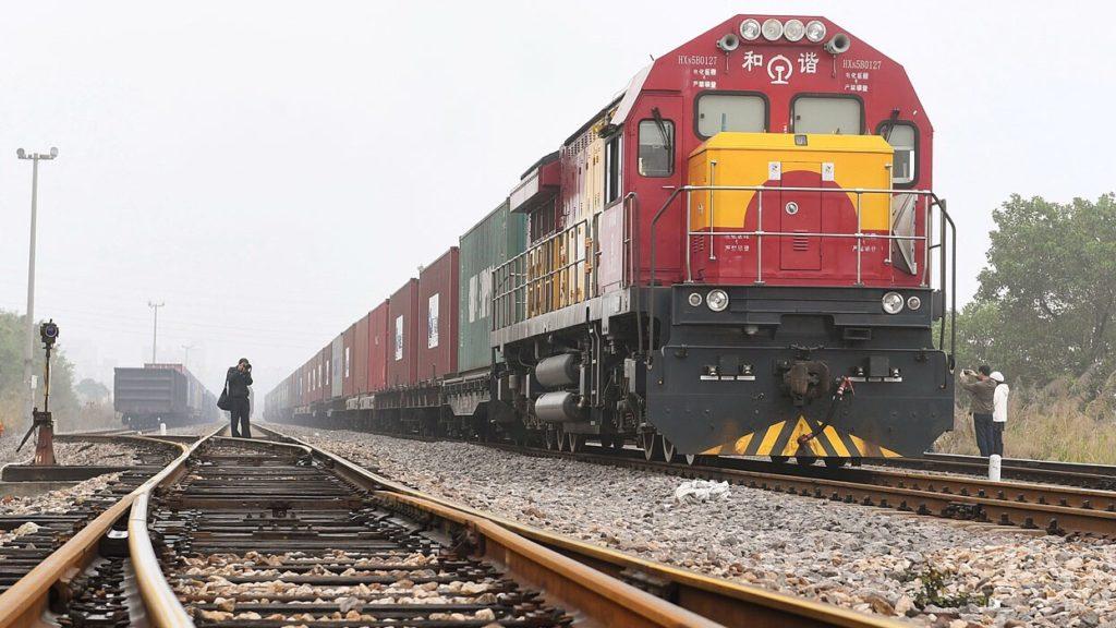 Как развивается международный транспортный коридор «Север-Юг»