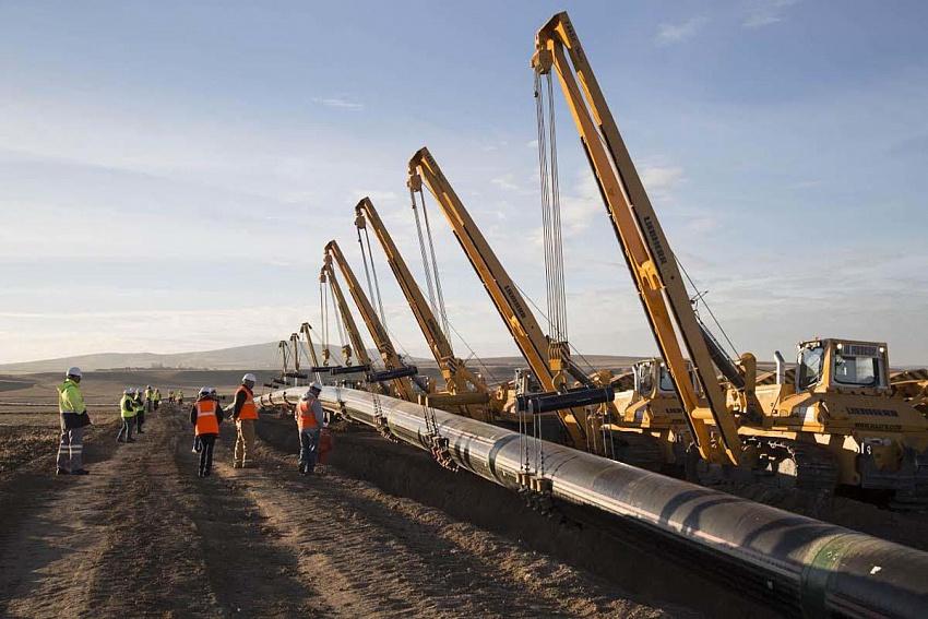 Южный газовый коридор вслед за «Турецким потоком» пойдет в обход Украины
