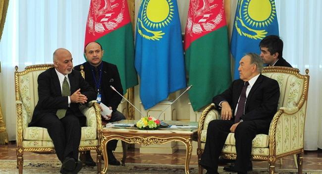 Страны Каспия продолжают встраиваться в схемы транзита в Афганистан
