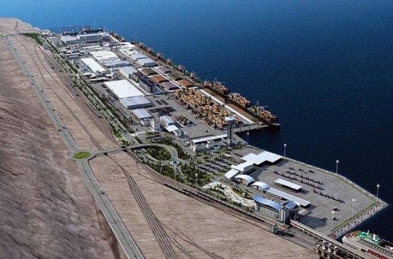 Новый Туркменбашинский международный порт введут в строй в мае 2018 года