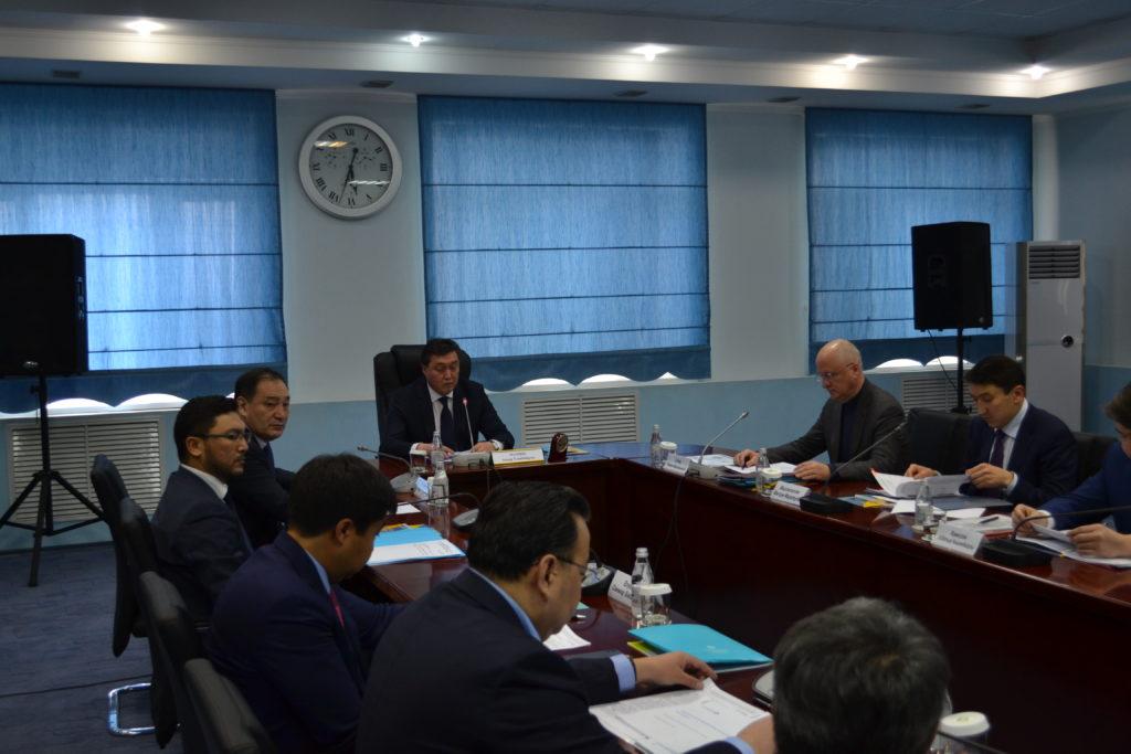 В Казахстане обсудили развитие логистической инфраструктуры на Каспии