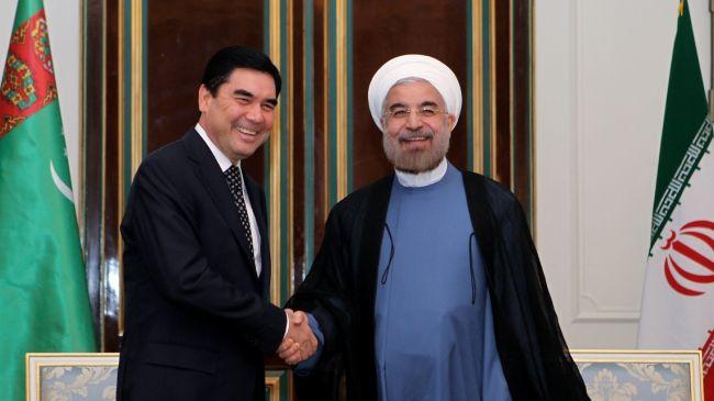 Иранский президент Хасан Роухани посетит Туркменистан