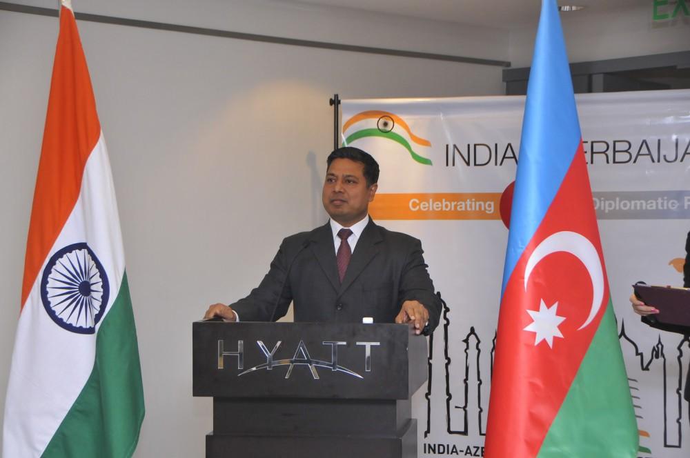 Азербайджан и Индия расширяют экономическое сотрудничество