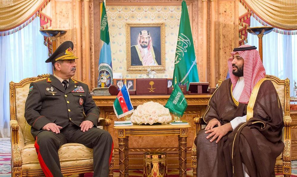 Саудовская Аравия прицеливается на Иран через Азербайджан