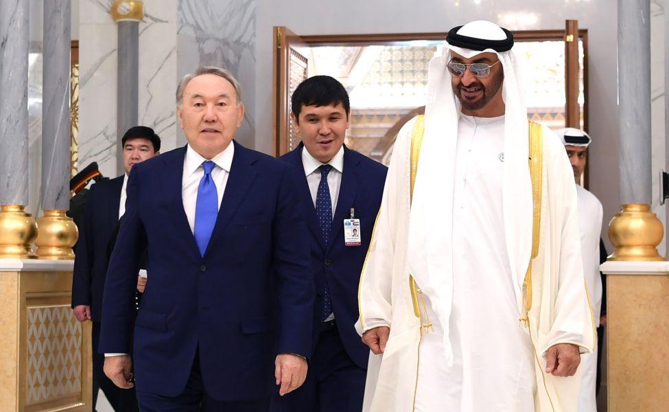 Абу-Даби расширяет сотрудничество со странами Каспийского региона
