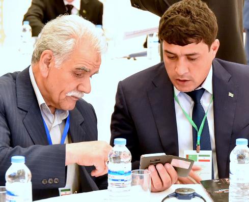 В Ашхабаде состоялся туркмено-иранский бизнес-форум