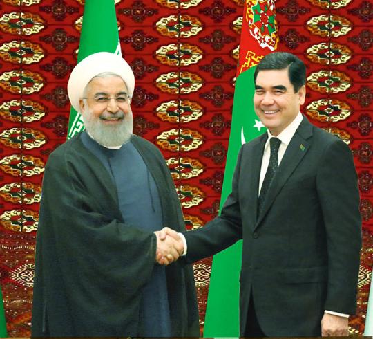 Итоги туркмено-иранских переговоров на высшем уровне