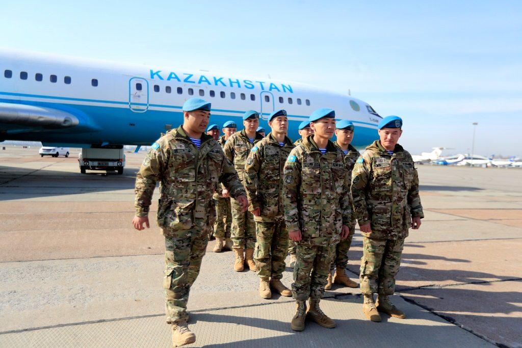 На Каспии интенсифицируется казахстанско-индийское военное сотрудничество