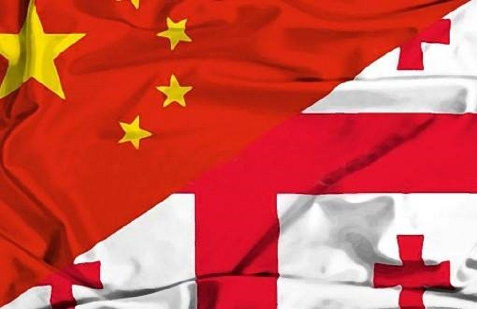Растущие интересы Китая в Грузии