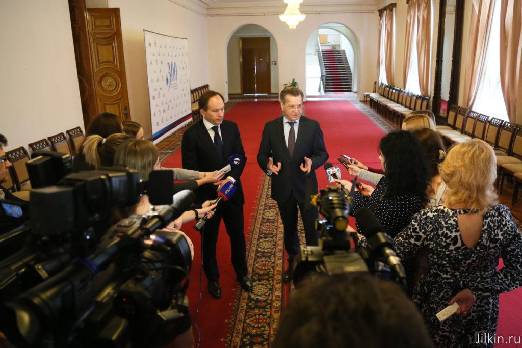 В Астрахани состоялось совещание Минкавказа РФ