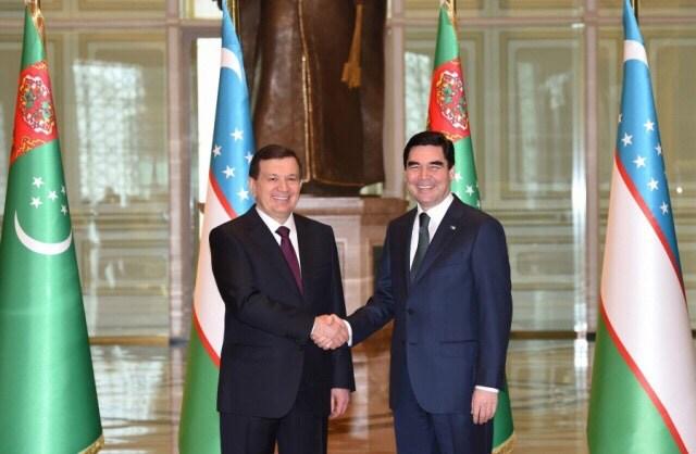 Ашхабад и Ташкент обсудили вопросы прохождения государственной границы