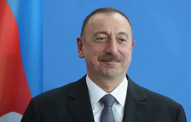 Ильхам Алиев о правовом статусе Каспийского моря