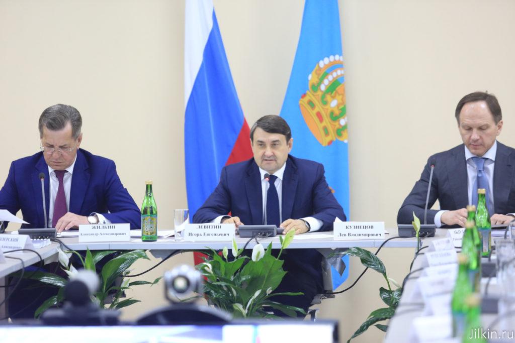 В Астрахани искали решение проблем российской транспортной инфраструктуры на Каспии