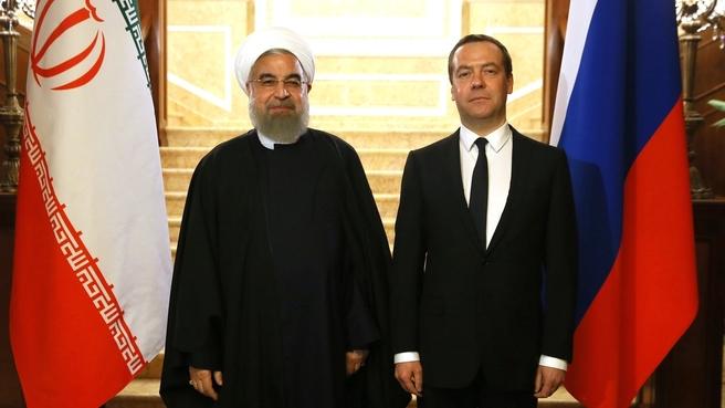 Премьер-министр России подписал распоряжение об образовании Зоны свободной торговли с Ираном