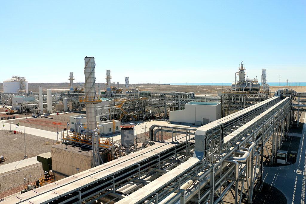 Туркменистан завершает строительство крупного промышленного кластера на Каспии