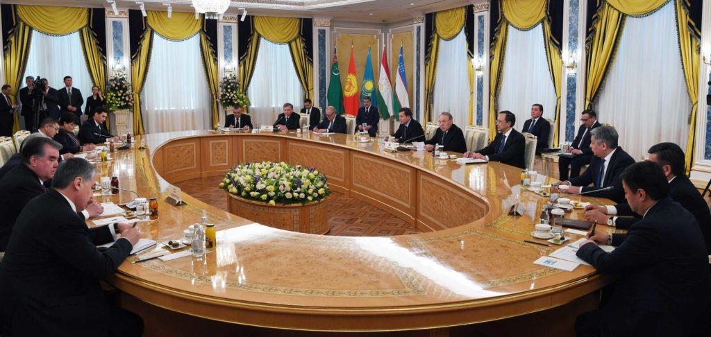 Центральная Азия после Астаны: от интеграции к сотрудничеству