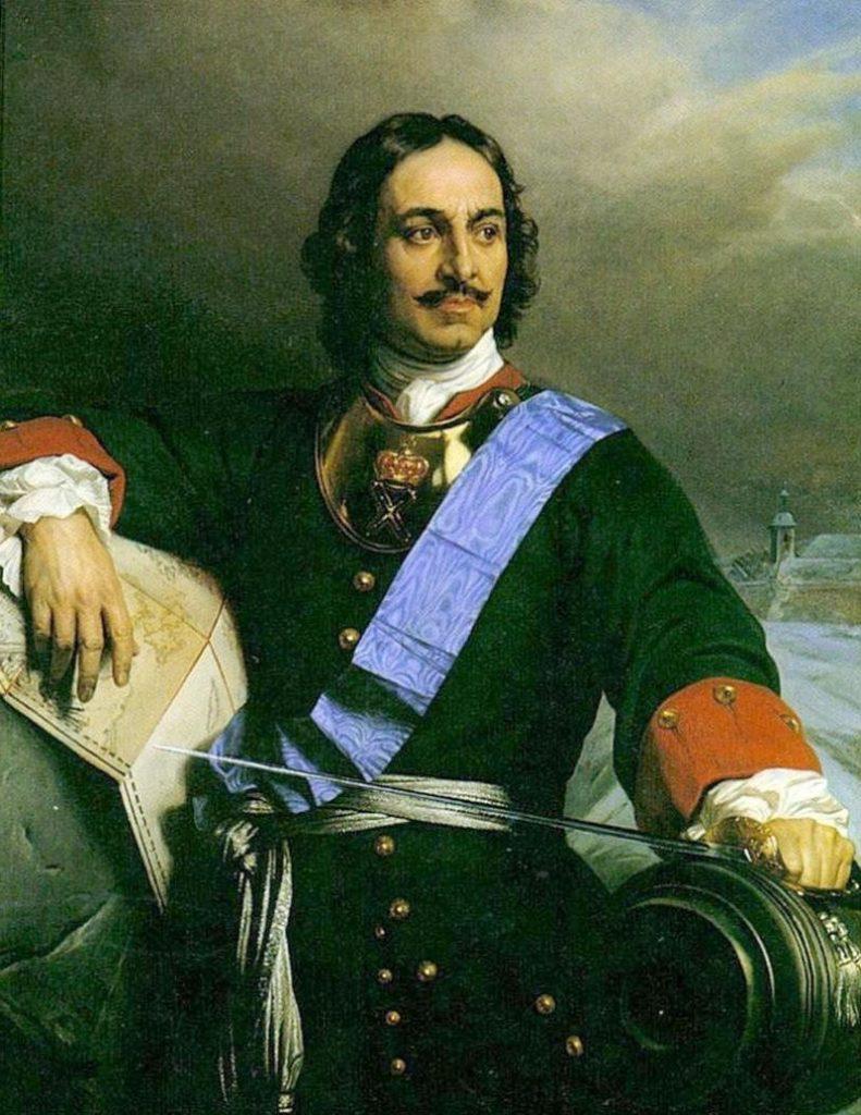 Каспийское геополитическое наследие Петра I и отдельные проблемы его реализации