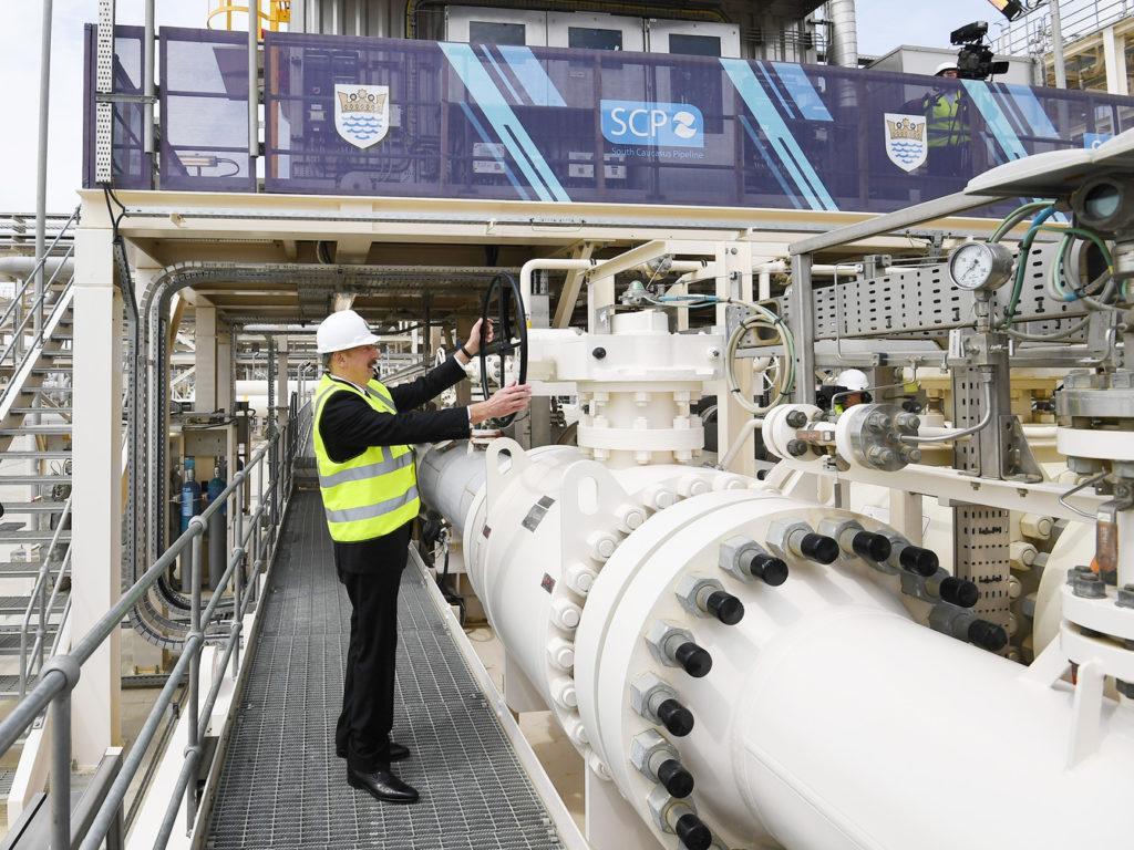 Осложнит ли Южный газовый коридор геополитическую ситуацию на Каспии?
