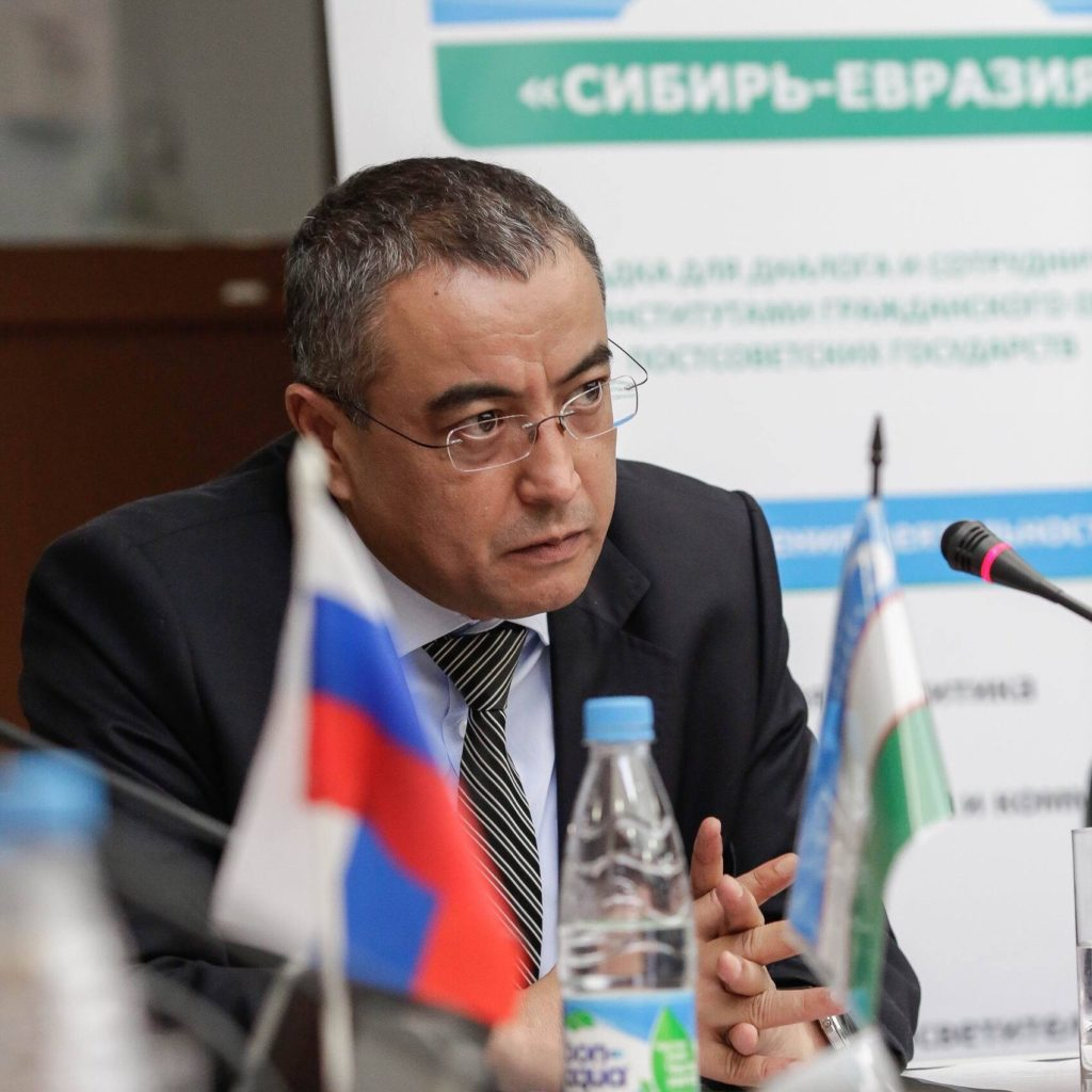 Бахтиёр Эргашев о целях политики Узбекистана на Каспии
