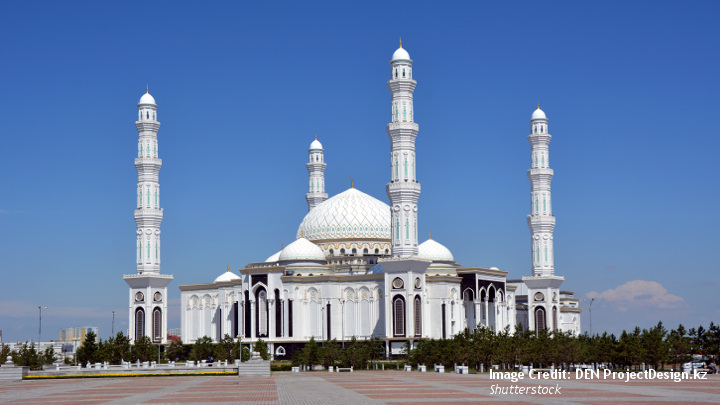 Религия и светское государство в Казахстане
